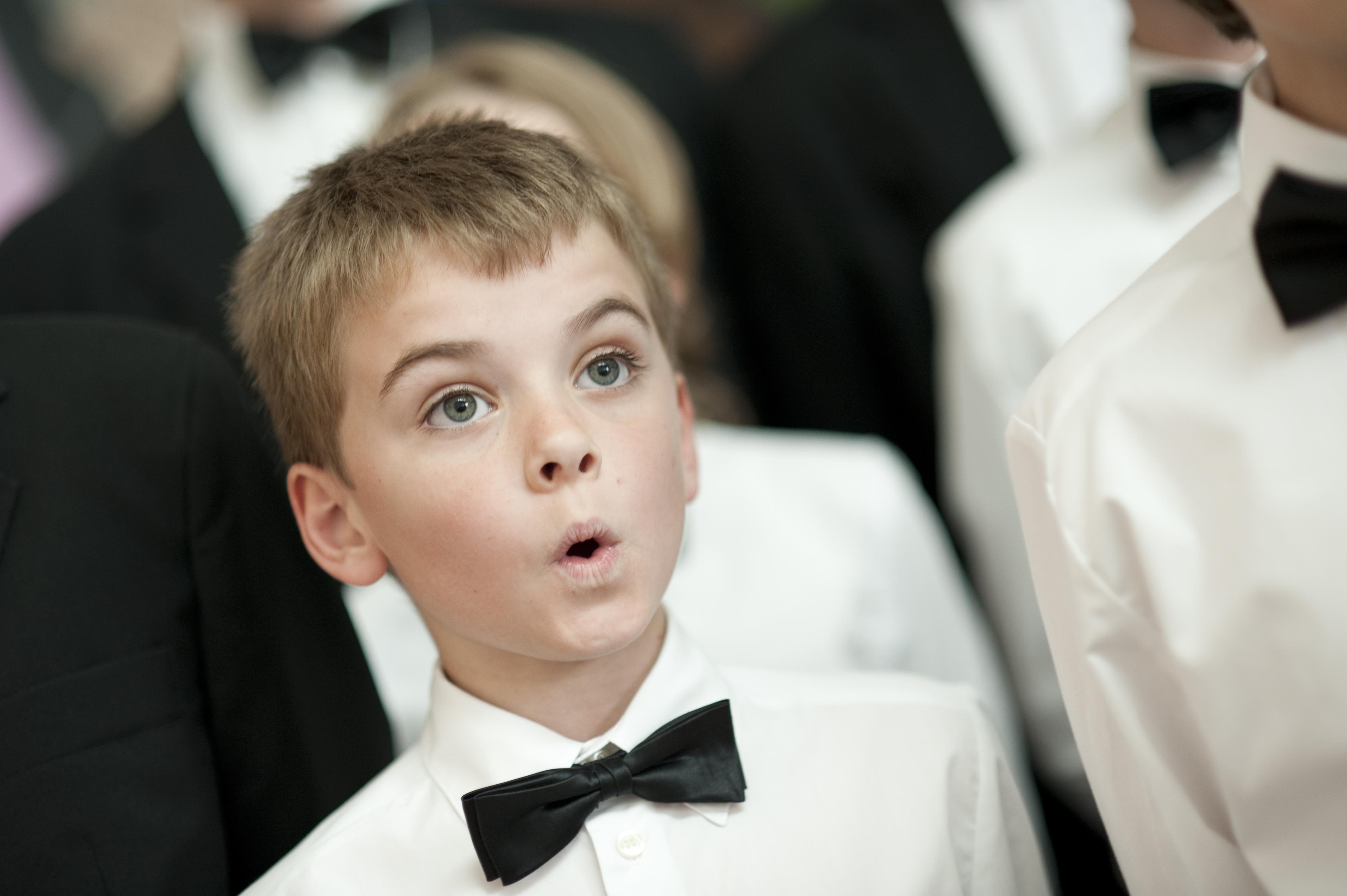 Herning Boys Choir. Soprano.  Photo: Peter Skjold